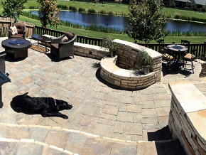Patios and Walkways from Walker Landscaping, Fort Collins, CO