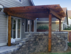 Pergolas and Fences from Walker Landscapinga, Fort Collins, CO