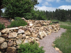 Retaining Walls from Walker Landscaping, Fort Collins, CO