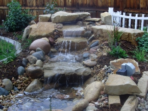 Water Features from Walker Landscaping, Fort Collins, CO